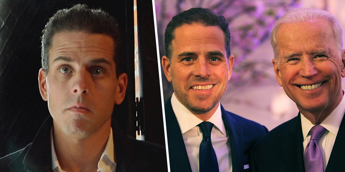 Hunter Biden Says His Addiction Issues Stemmed From Trauma of Mom's Car Crash Death