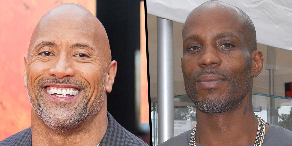 Dwayne Johnson Told to 'Stop Drinking Too Much Tequila' After Tweeting About DMX Dying When He's Still Alive