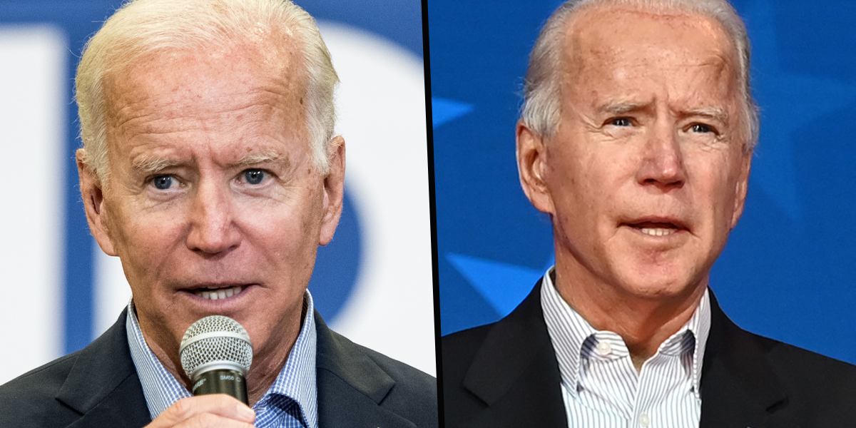Joe Biden Says 'No Amendment is Absolute' While Talking About the 2nd Amendment