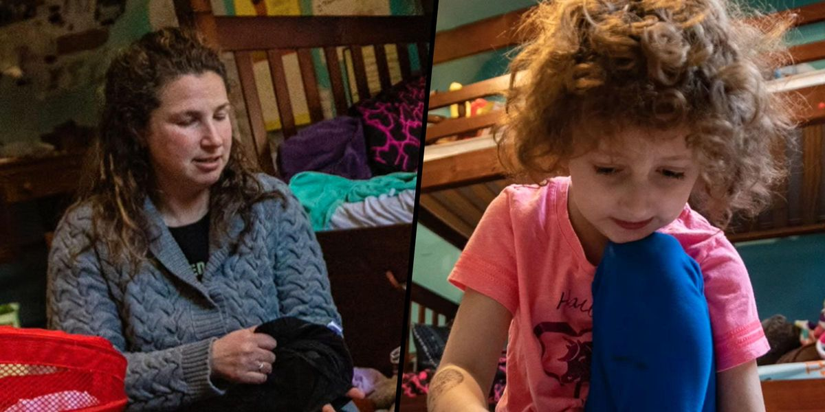 Non-Binary Child and Their Family Explain What Gender Means to Them