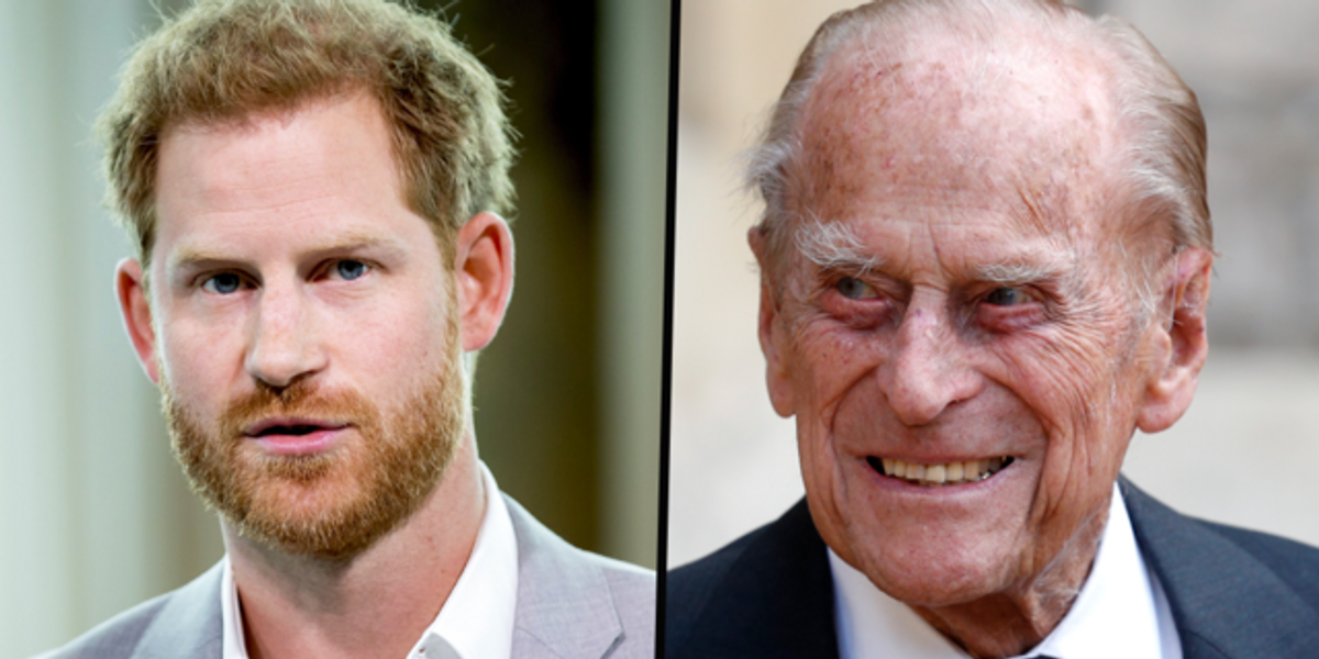 Prince Harry to Fly Back To Britain Following Prince Philip's Death