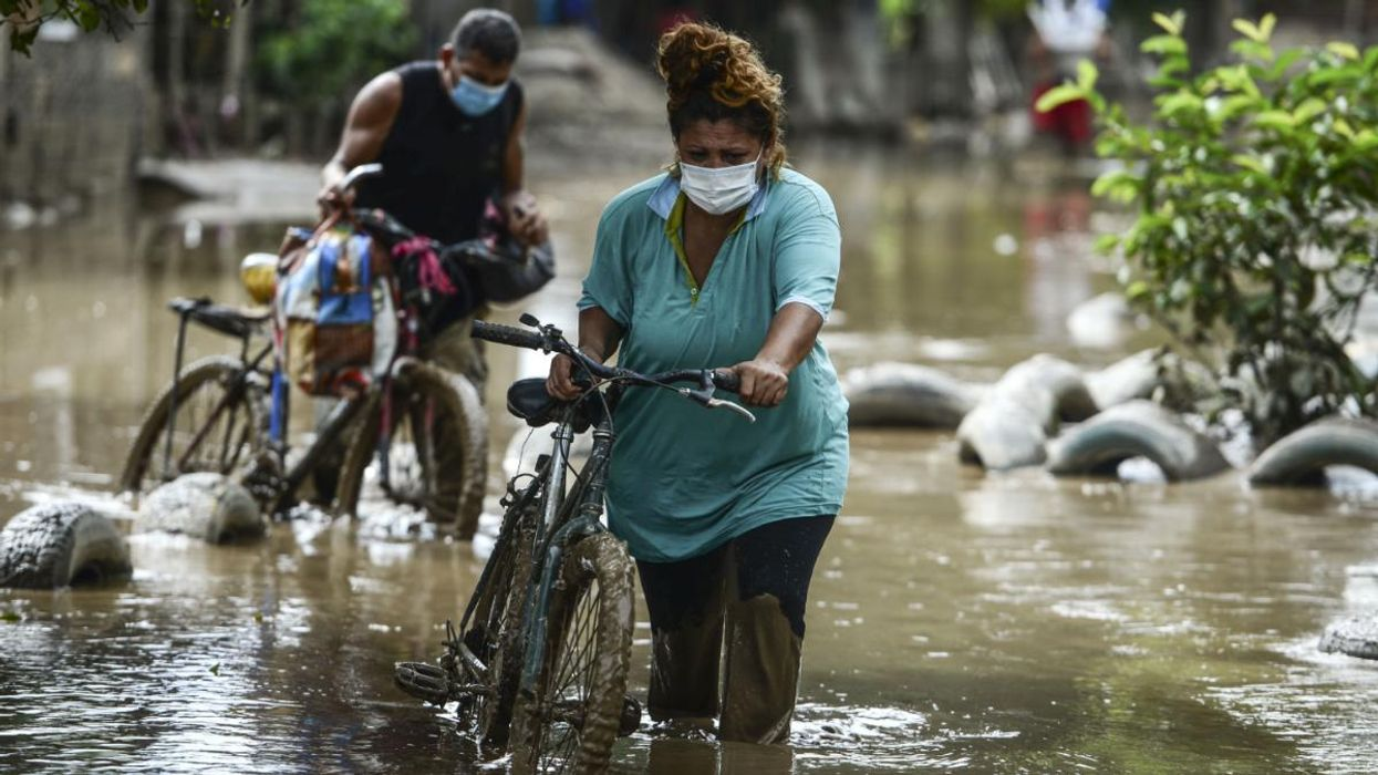 New Report Warns Climate Change Will Accelerate Global Instability
