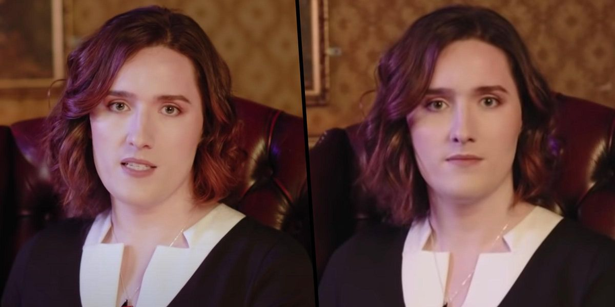 Trans YouTuber Abigail Thorn Says She Would Have Died If She Kept 'Pretending To Be a Man'