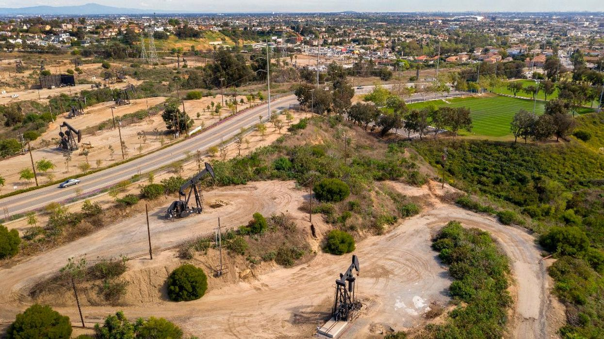 Pipeline Spills Over 1,600 Gallons of Oil Near Los Angeles Communities