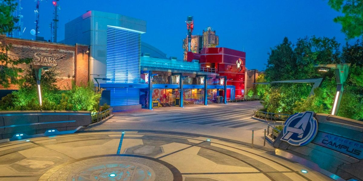 Disneyland Will Open Avengers Campus in June After a Year-Long Delay