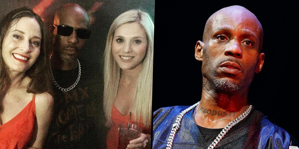 Woman Shares Amazing Story About the Time She Sat Next to DMX on a Flight