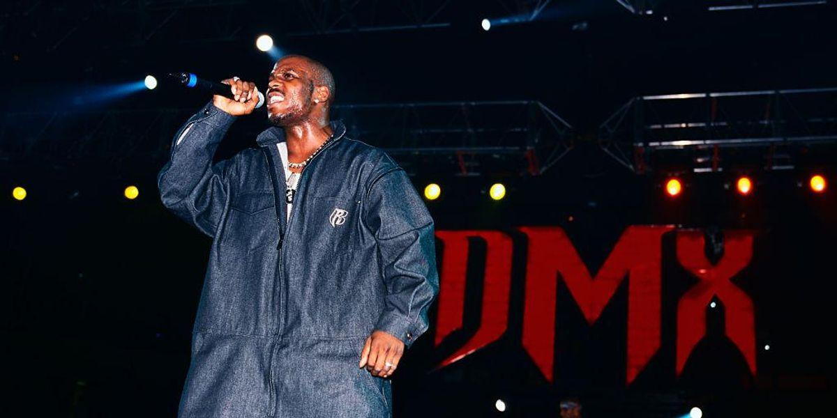 DMX Dies at 50