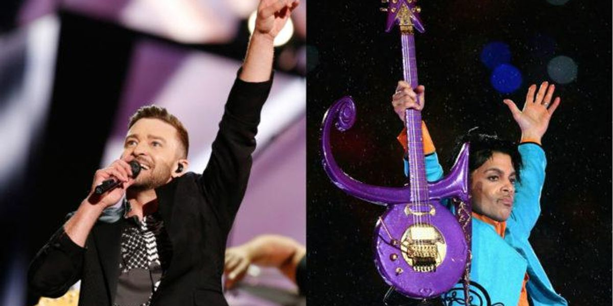 This Haunts Me: Justin Timberlake's Diss Track About Prince