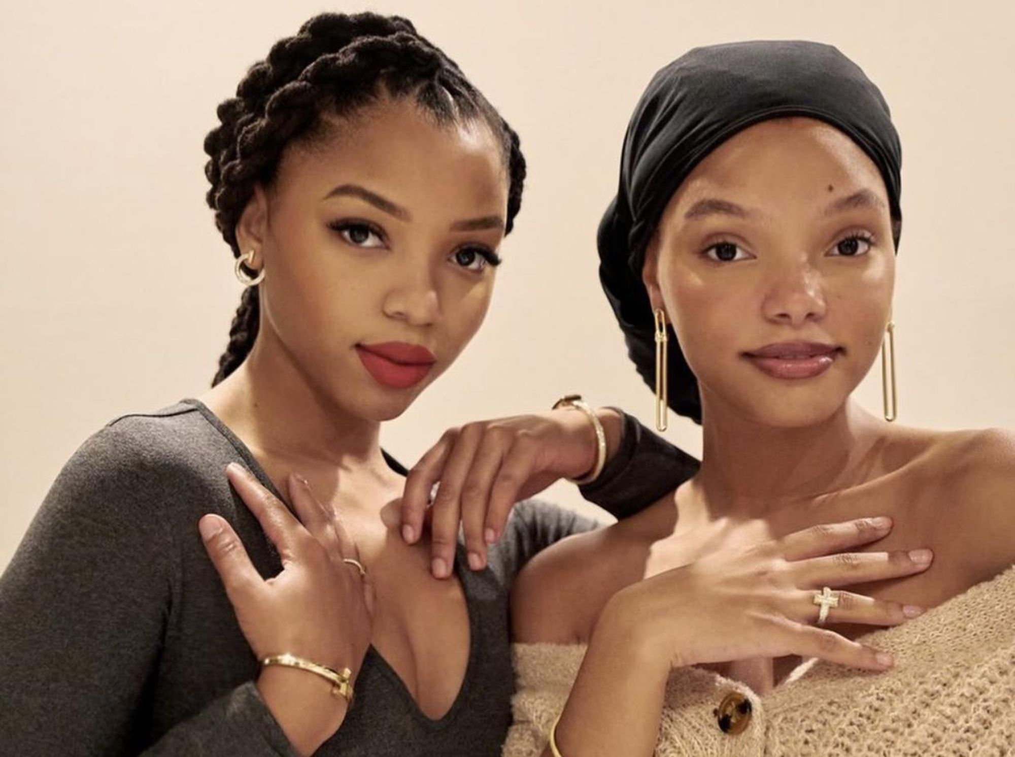 Chloe x Halle Become The First Siblings To Ever Be Named The Face Of Neutrogena