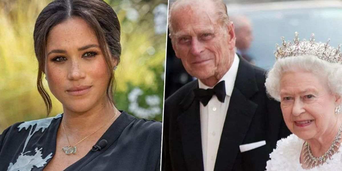 Meghan Markle Advised Not to Attend Prince Philip's Funeral