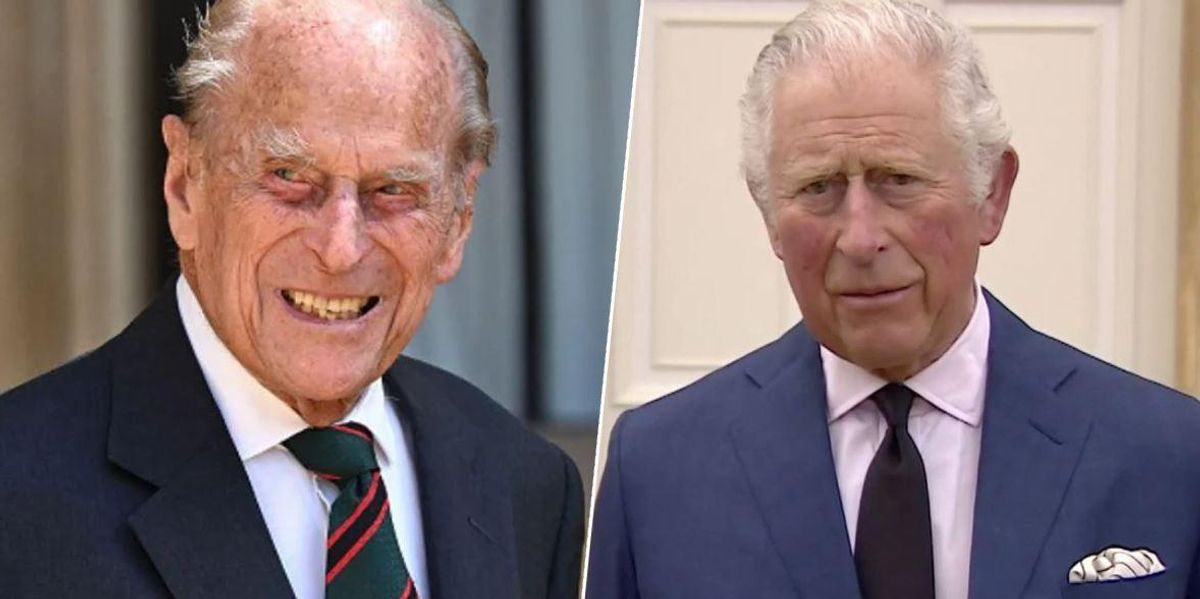 Prince Charles Speaks Out About Death of His Father Prince Philip