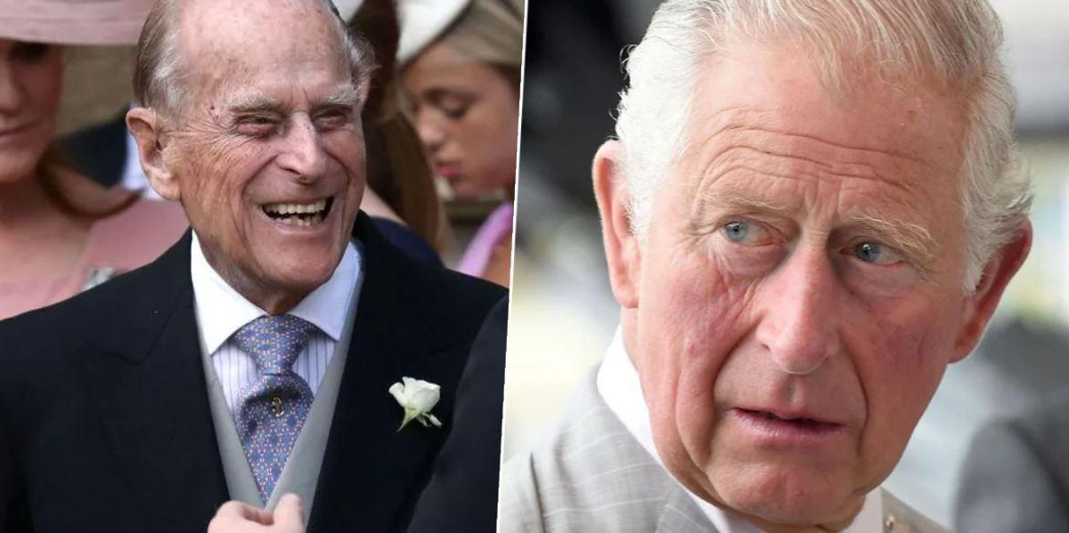 Prince Philip's Final Death Bed Message to Prince Charles Revealed