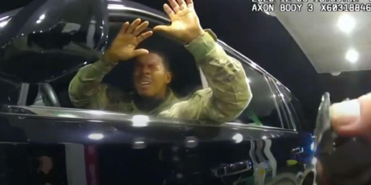 Army Lt. Held At Gunpoint and Pepper Sprayed During Traffic Stop