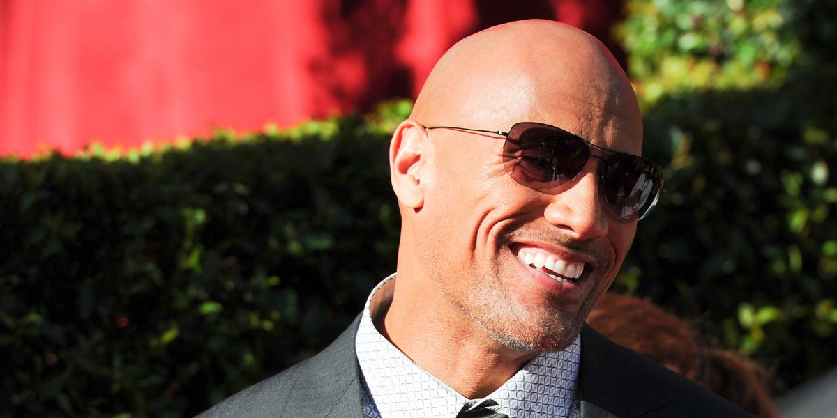 Is The Rock Running for President?