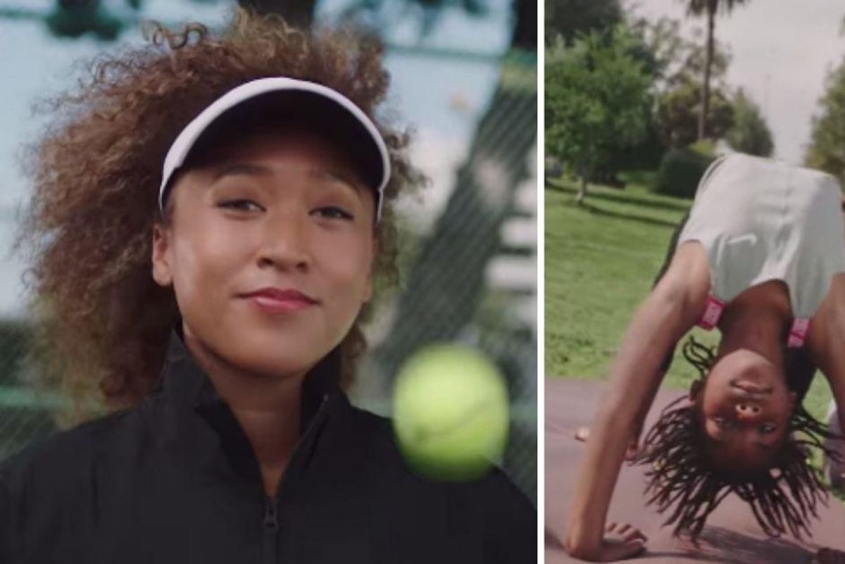 Naomi Osaka takes her girls' sports academy global, expanding it to Los Angeles and Haiti