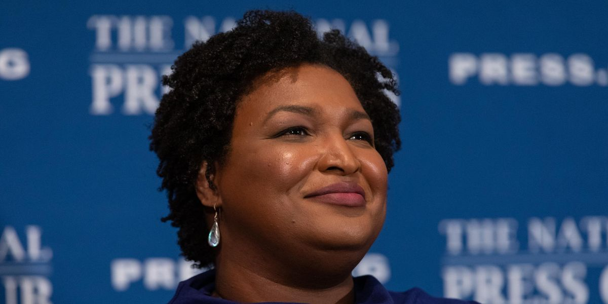 Three Stacey Abrams Romance Novels Will Be Reissued