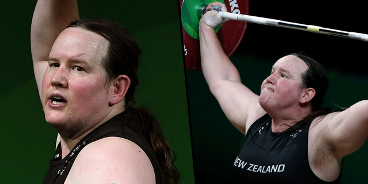 Laurel Hubbard To Become The First Transgender Athlete To Compete At The Olympics