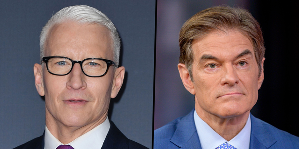 Anderson Cooper's 'Jeopardy!' Debut Pulled in Worse Ratings Than Dr Oz