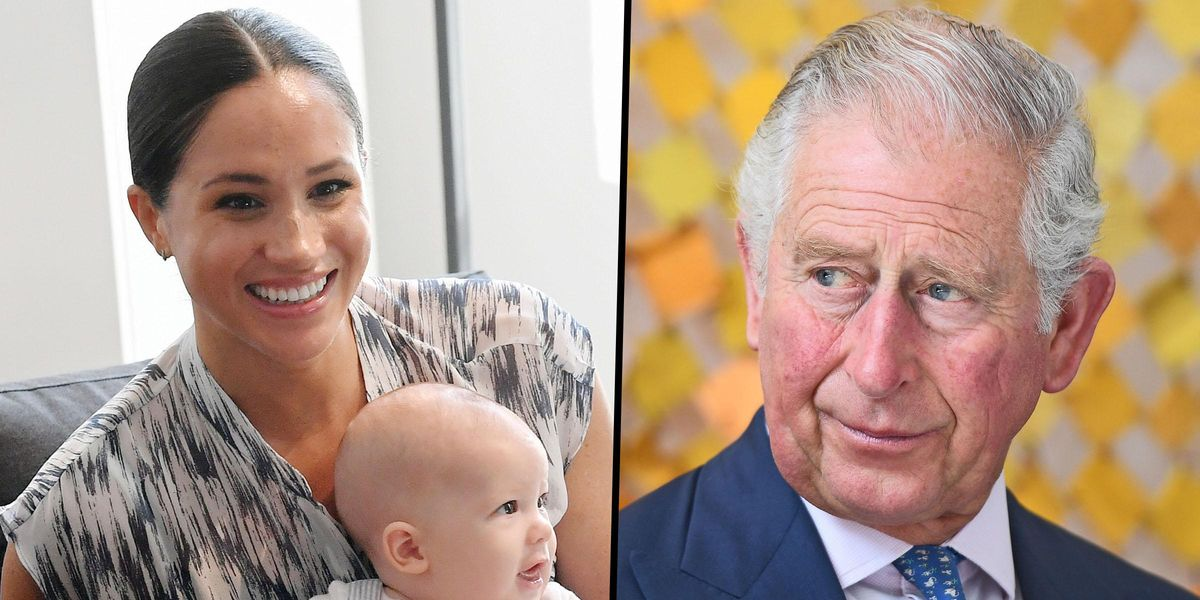 Prince Charles Brutally Snubs Meghan Markle in Birthday Message to Baby Archie