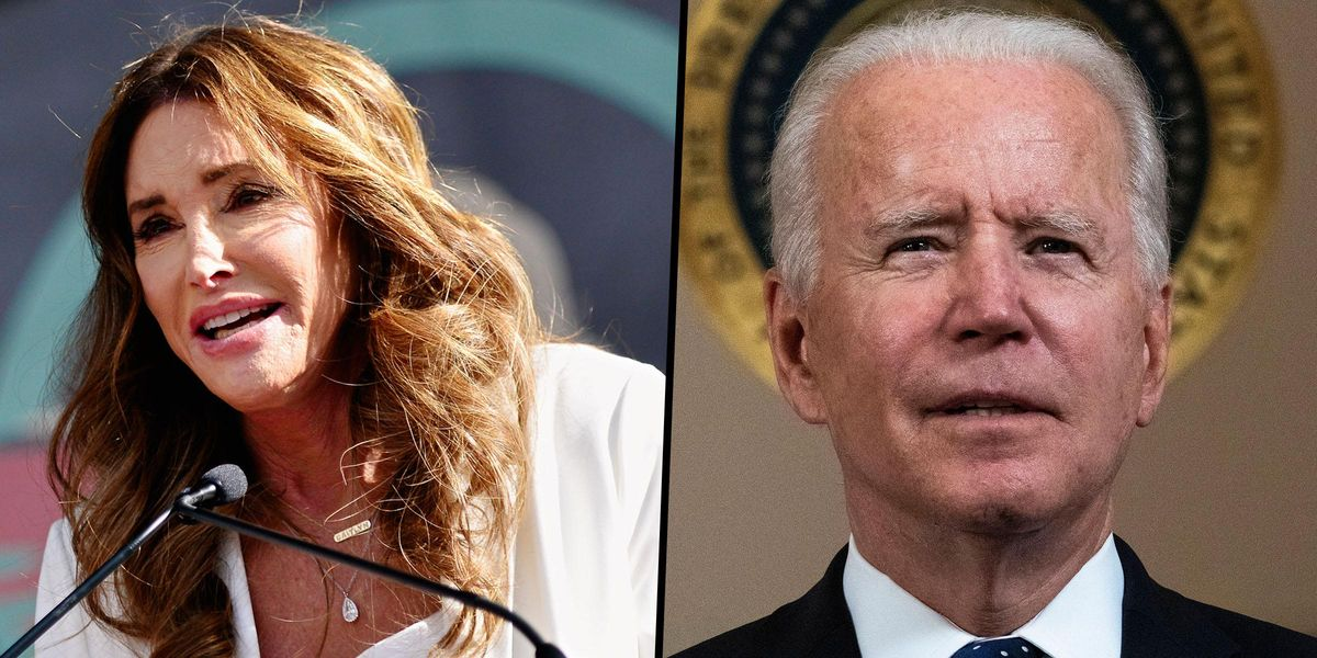 Caitlyn Jenner Says the Direction of the Country Under Biden 'Scares Me'