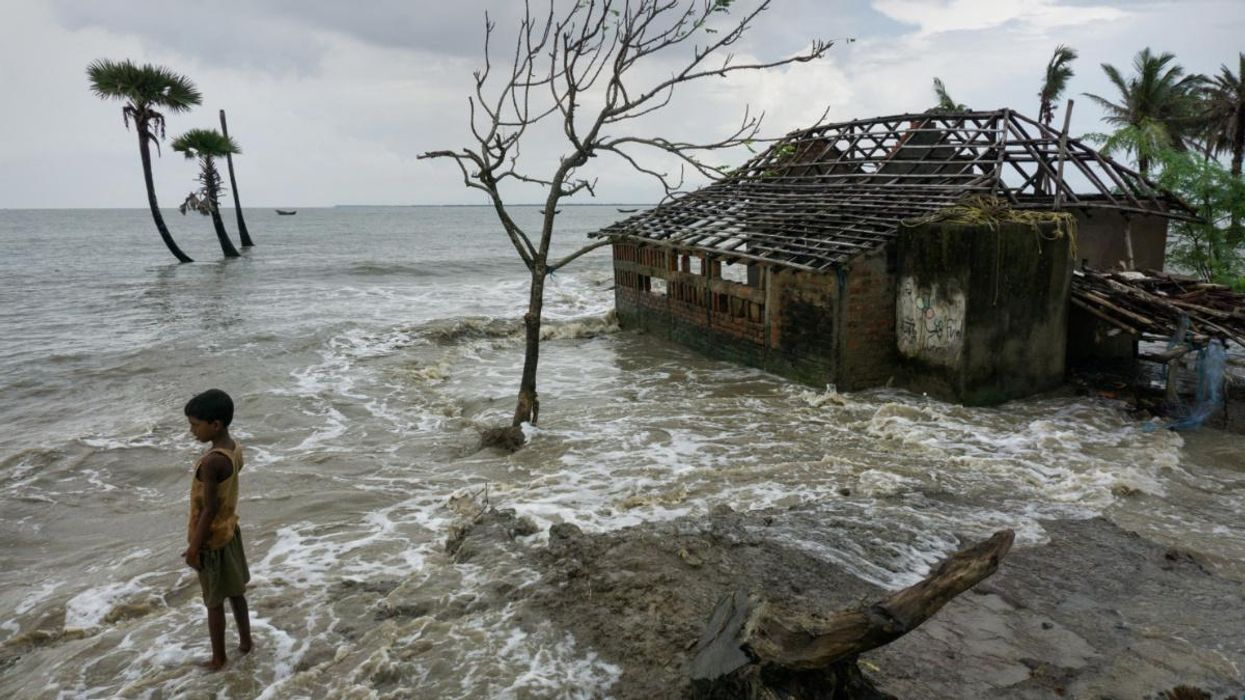 Study Warns of 'Unimaginable' Sea Level Rise if World Misses Paris Climate Targets