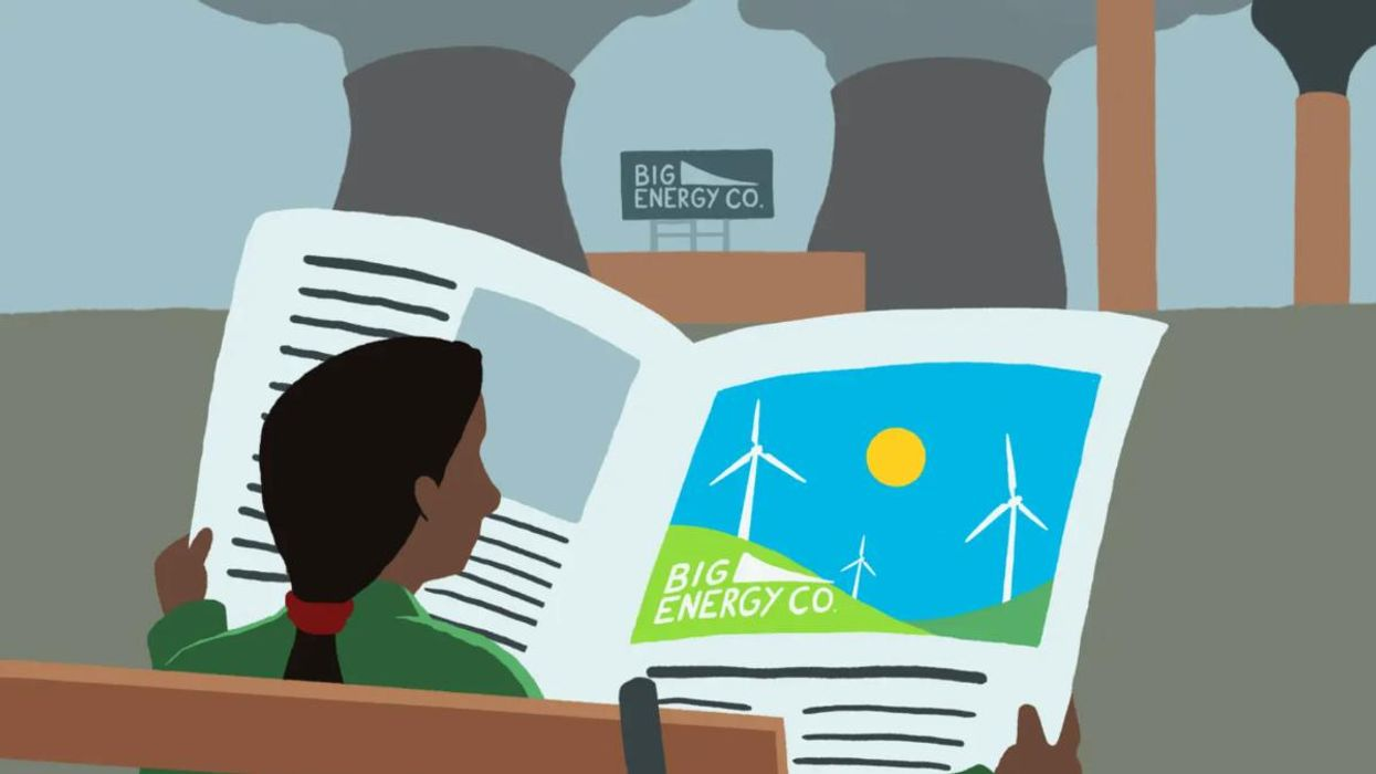 The Greenwashing Files: Fossil Fuel Giants Accused of 'Deceptive' Advertising