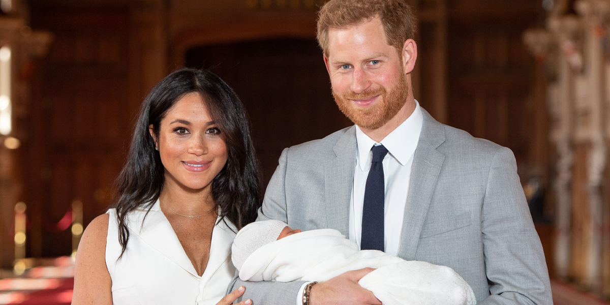 Meghan Markle and Prince Harry Release Adorable New Photo of Archie to Celebrate his 2nd Birthday
