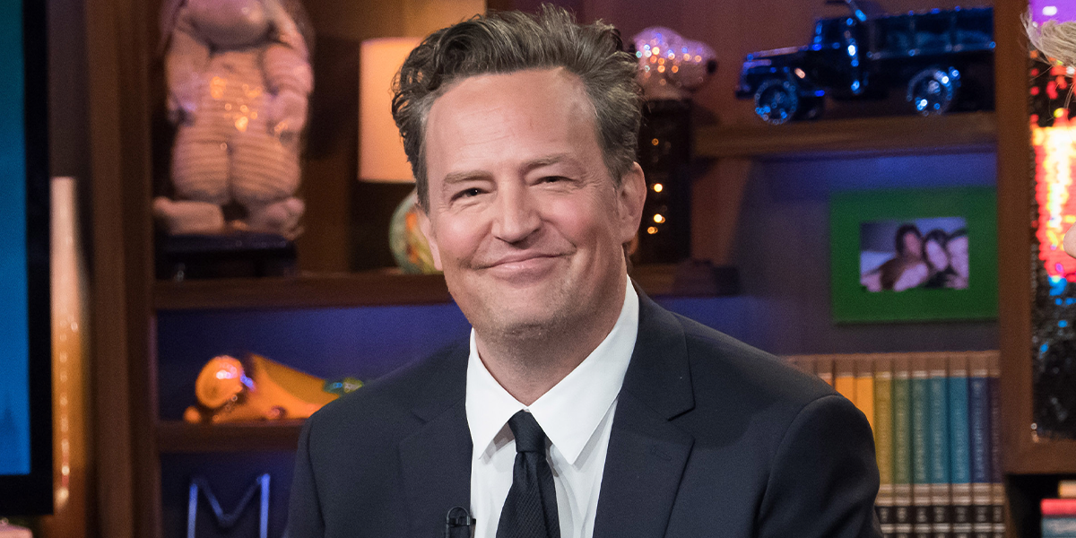 19-Year-Old Who Matched With Matthew Perry on Dating App Shares 'Creepy' FaceTime Call They Had Together