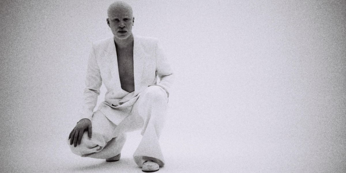 Shaun Ross Wants His Music to Be 'Anti-Toxic Masculinity'