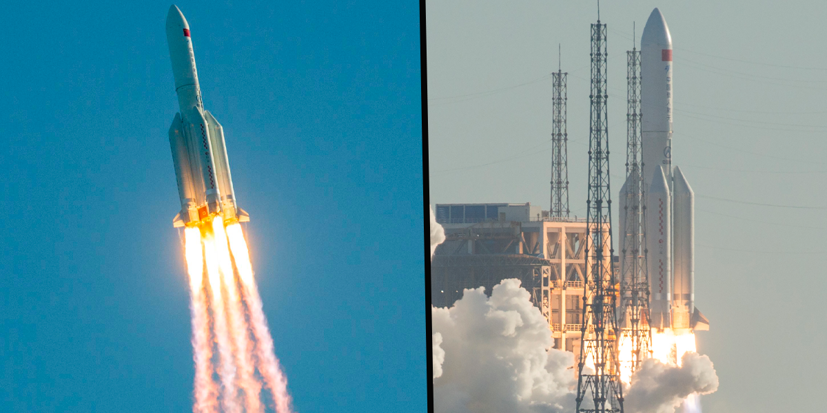 The Huge Out-of-Control Chinese Space Rocket Could Fall to Earth Tomorrow