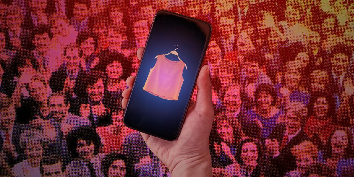 How Thrifting Became an Online Cult Personality