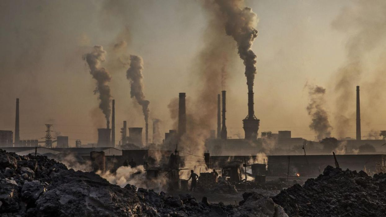China Now Emits More Greenhouse Gases Than Developed World Combined, Report Finds