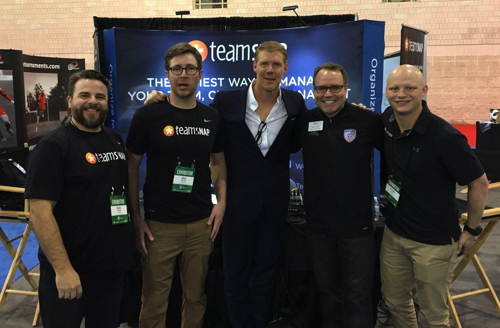 TeamSnap is a sports team management mobile application for managing recreational and competitive sports teams.