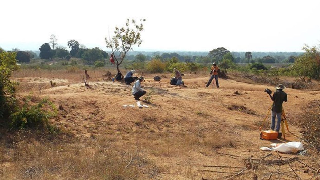 Humans Used Fire to Alter Landscapes 92,000 Years Ago, Study Finds