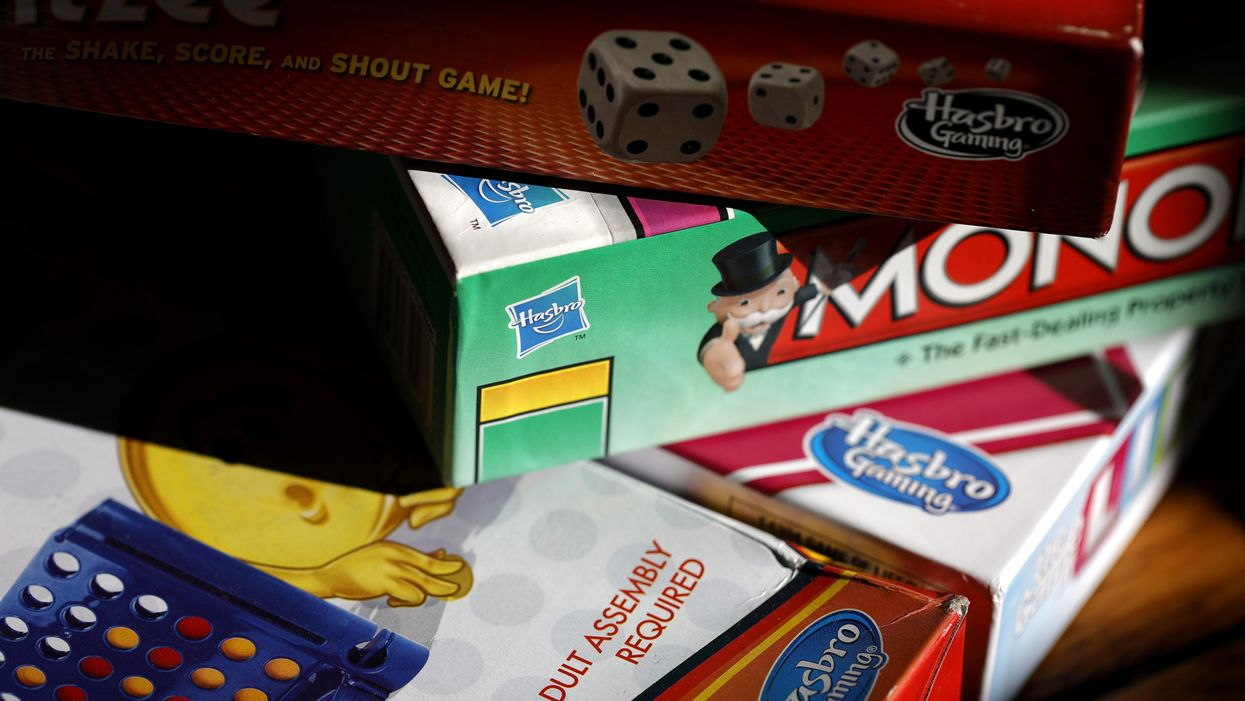 Why kids take board games so seriously