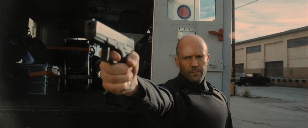 Guy Ritchie directs Statham as revenger in 'Wrath of Man'