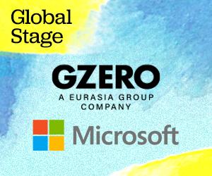 Global Stage: GZERO (A Eurasia Group company) & Microsoft
