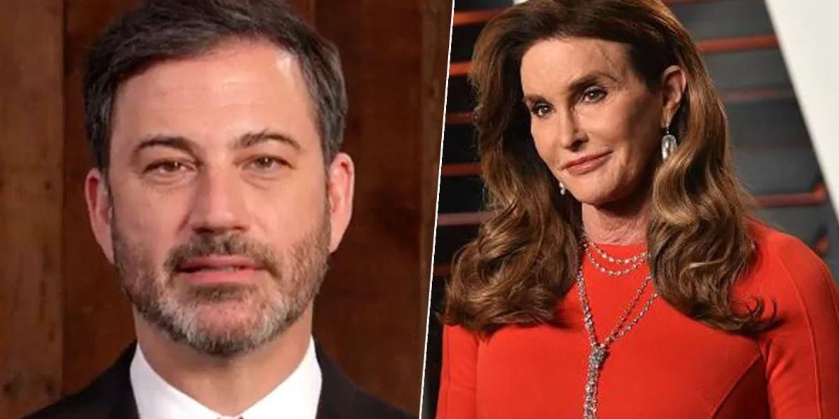 Jimmy Kimmel Slams Caitlyn Jenner as 'Ignorant A***hole' Over Comments About California's Homeless