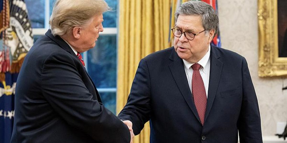 The Journalists Who Parroted Barr's Lies Owe An Apology