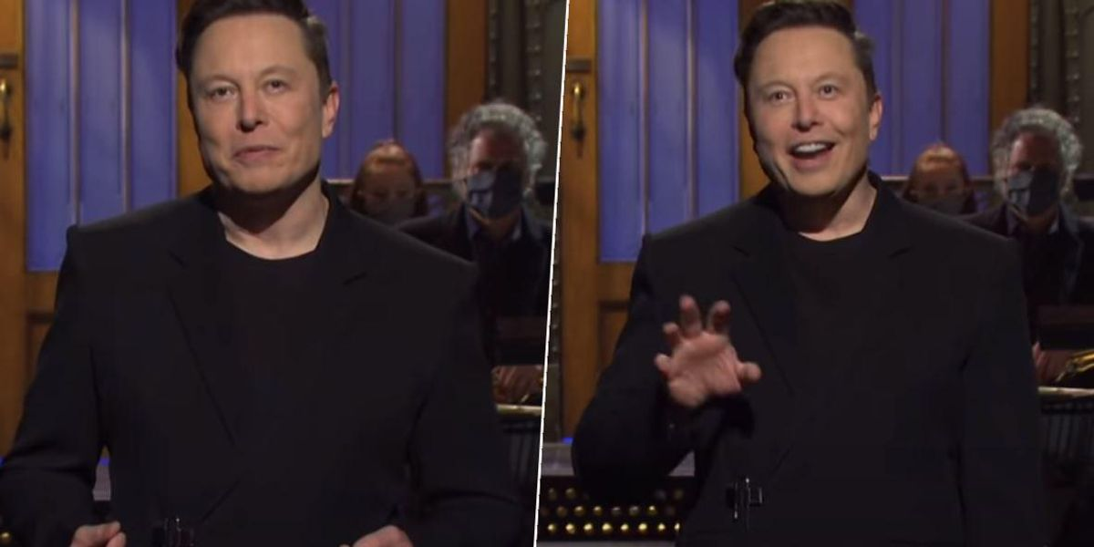 Elon Musk Reveals He Has Asperger's Syndrome on Saturday Night Live