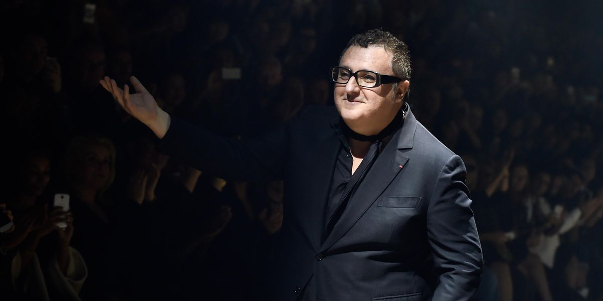 Mickey Boardman Remembers Designer Alber Elbaz