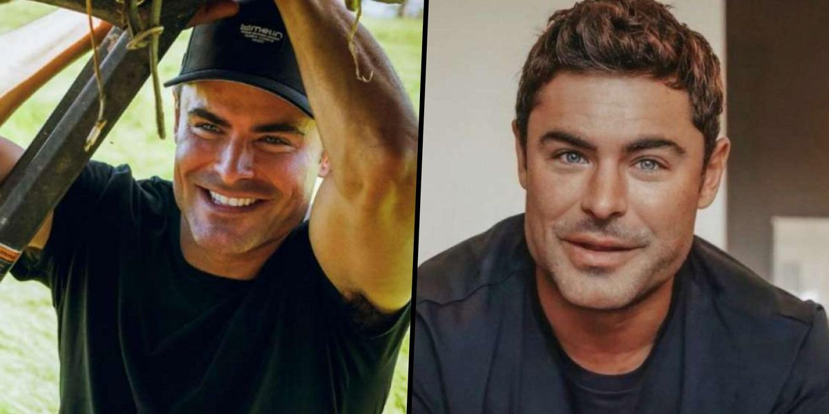 Experts Reveal What's Behind Zac Efron's 'New' Cheeks and Jawline