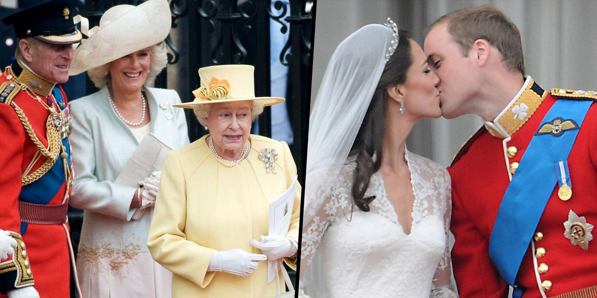 Queen's Disapproving Remark at Kate Middleton and William's Wedding Confirmed By Lip Reader