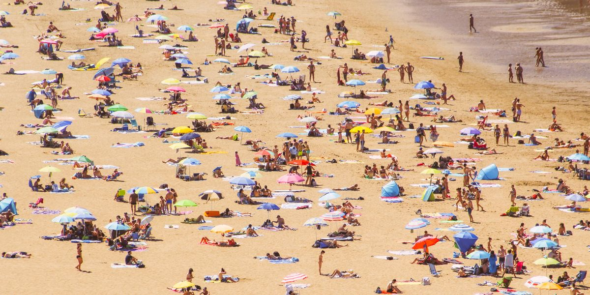 Here's Where You Can Sunbathe Naked Around the World