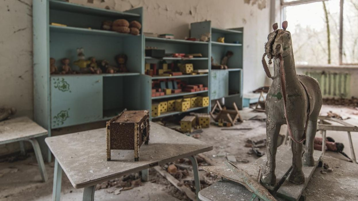 Chernobyl Is Encouraging Educational Tourism 35 Years After Nuclear Disaster