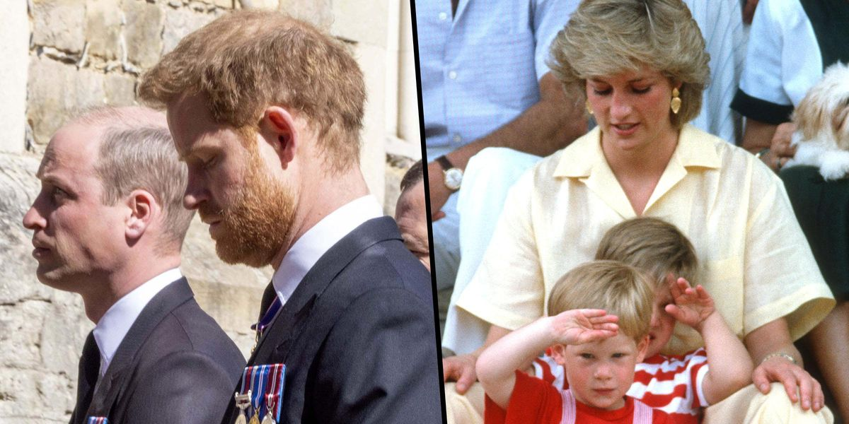 Prince Harry May Pull Out of Princess Diana Statue Unveiling Trip, Royal Expert Claims