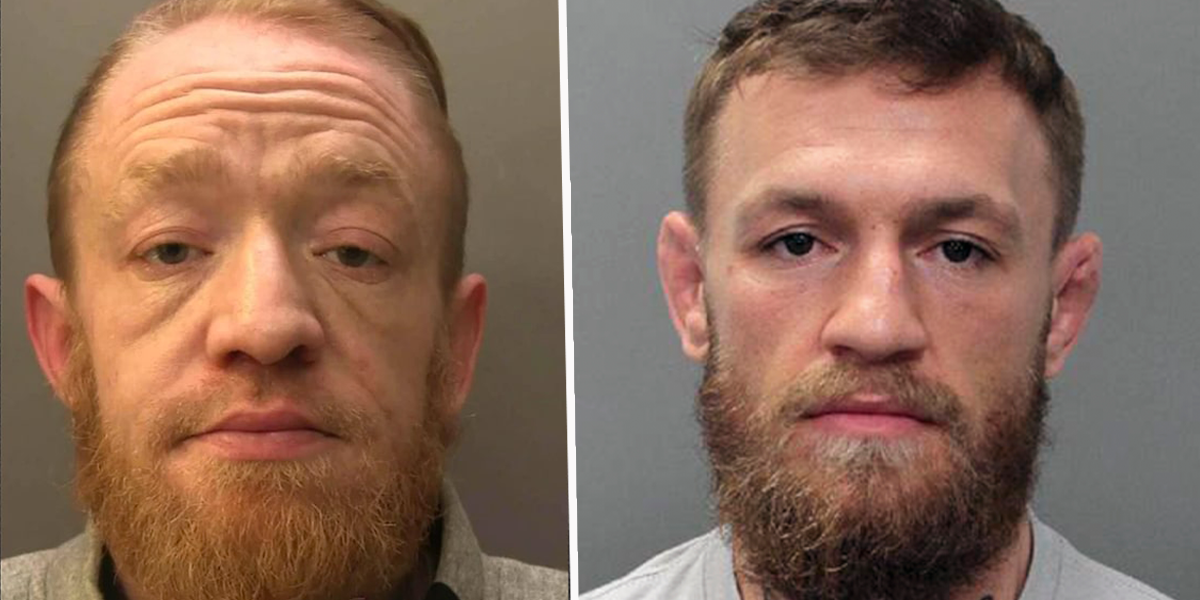 Conor McGregor Impersonator Busted for Selling Drugs