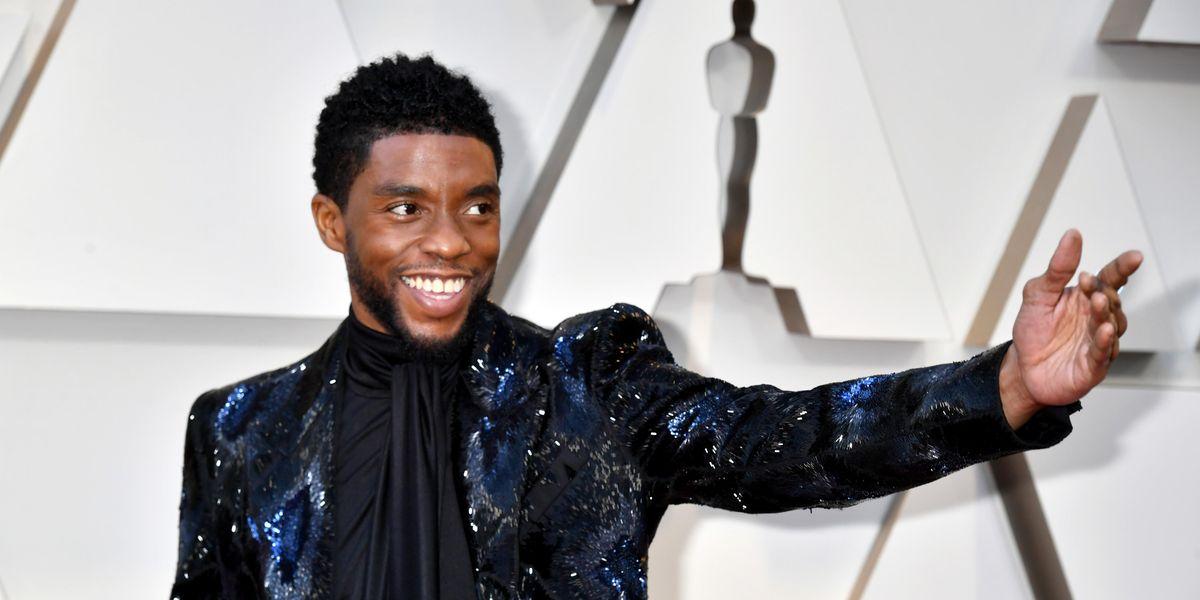 Chadwick Boseman's Family Isn't Upset Over Oscars Loss