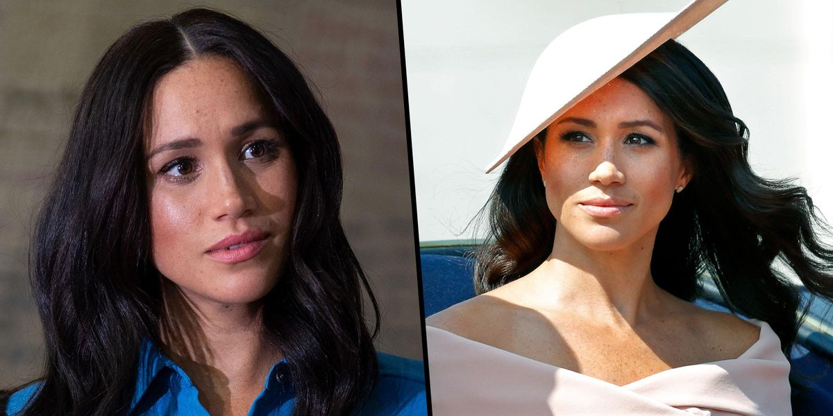 Royal Courtiers 'Fear Meghan Could be Booed by Public' if She Ever Goes Back to UK