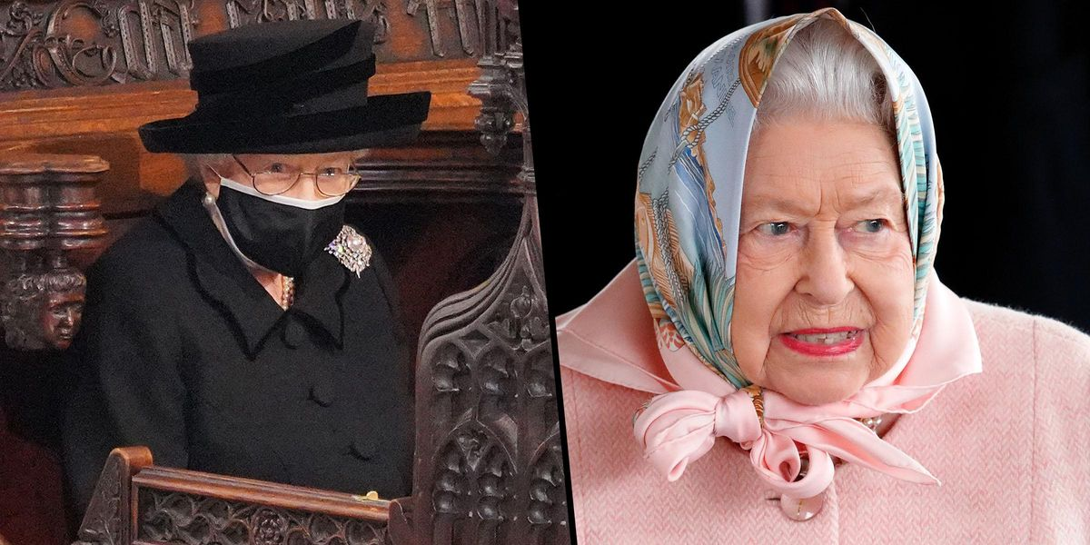 The Queen Will 'Fade Away Gracefully' From Royal Duties After Prince Philip's Death